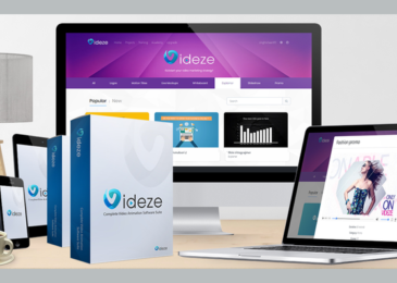 Videze Review +KILLER $6K Videze BONUS +Discount +OTO Details -Create Breath-Taking Hollywood Style Animated Videos In Just A Few Clicks