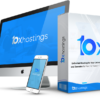 10XHostings Review and HUGE $6K Bonus -UNLIMITED HOSTING For Unlimited Domains For Next 10 years