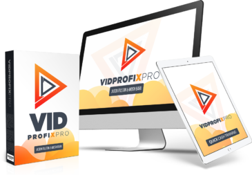 VidProfixPro Review and HUGE $5995 Bonus -Turn Any URL or Website into a VIDEO in 60 seconds
