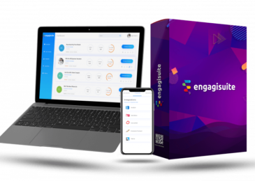 Engagisuite Review + Massive $5835 Bonus + OTO +Discount -Automatically Grow Your List & Followers