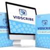 Vidscribe AI Review +Massive Vidscribe AI Bonuses +Discount +OTO Info -Translate your videos in any language