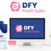 DFY Profit Suite Review + BEST DFY Profit Suite Bonus +Discount +OTO info -Get 50 DFY Proven to Convert Blogs