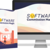 Software Commission Magic Review +Massive $6K Bonuses +Discount +OTO -Get FOUR Best Selling Software Apps