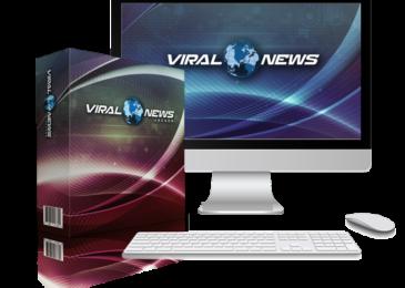 Viral News Jacker Pro Review +Massive Bonuses +Discount +OTO Info -Create Self Updating Viral News Site