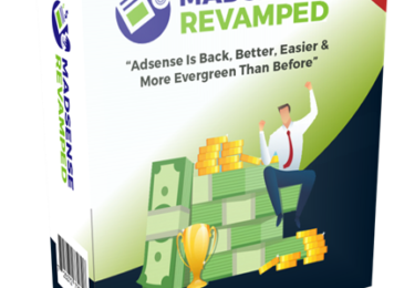 Madsense Revamped Review +Massive $6K Bonuses +Discount +OTO Info -How to get huge traffic to your sites