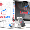 LeadSell Review +Massive $6K Bonuses +Discount +OTO Info -Your DFY Software Business