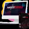 Magick Funnels Review +Huge $22K Magick Funnels Bonus +Discount +OTO Info -Brand New App Creates Automated Funnels