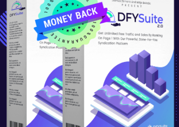 DFY Suite 2.0 Review +Huge $22K DFY Suite 2.0 Bonus +Discount +OTO Info – Done-For-You Page 1 Rankings System