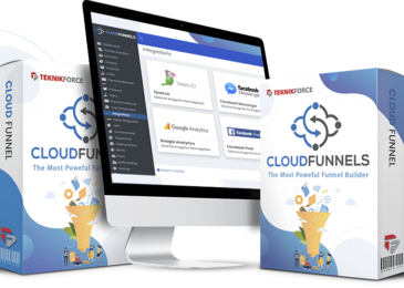 CloudFunnels Review +Huge CloudFunnels Bonus +Discount +OTO Info -Complete Website and Funnel Creator