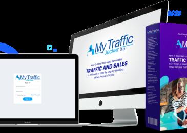 MyTrafficjacker 2.0 Review +Maasive MyTrafficjacker 2.0 Bonus +Discount +OTO Info – Get Traffic from Expired domains