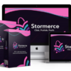 Stormerce Review +Best $24K Stormerce Bonus +Discount +OTO Info -Start Your Profitable Ecom Business Today