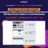 Videoz Agency Review +Huge $24K Videoz Agency Bonus +Discount +OTO Info -Create and Sell Stunning Videos to Local Business