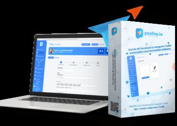 Postley Review +Huge $24K Postley Bonus +Discount +OTO Info – All-In-One Social Traffic Generation App