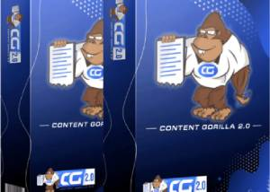 Content Gorilla 2.0 Review +Huge $24K Content Gorilla 2.0 Bonus +Discount +OTO Info – Create Unique Content From Any YT Video