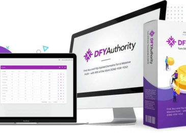 DFY Authority Review +Huge $24K DFY Authority Bonus +Discount +OTO Info – Find & Flip high value Domains for Huge Profits