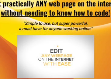 Changio Review +Huge $24K Changio Bonus +Discount +OTO Info – Edit ANY Web page on the Internet Without Knowing Coding