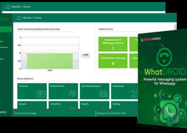 WhatDROID Review +Huge $24K WhatDROID Bonus +Discount +OTO Info -Get 100% Inboxing & 98% Open Rates
