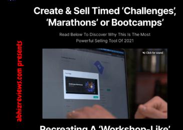 Challenges App Review +Huge $24K Challenges App Bonus +Discount +OTO Info -Create Money Making Challenges in minutes