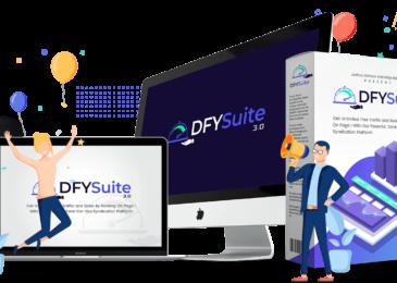 DFY Suite 3.0 Review +Huge $24K DFY Suite 3.0 Bonus +Discount +OTO Info -Your Page 1 Ranking System
