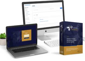 Content Artemis Review +Huge $24K Bonus +Discount +OTO Info – Create Original Contents Everytime