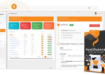 Postifluence Review +Postifluence Huge $24K Bonus +Discount +OTO Info -Boost your online presence with higher search rankings