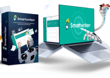 SmartWriterr Review +Huge $24K Bonus +10% Discount +OTO Info – Create Compelling Marketing Copies in Minutes