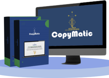 CopyMatic Review +Huge $24K CopyMatic Bonus +Discount +OTO Info -Create and Sell Orginal Contents In 108 Languages