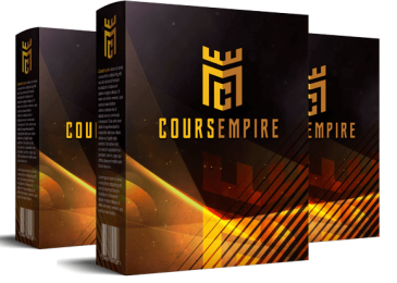 CoursEmpire Review +Huge $24K CoursEmpire Bonus +Discount +OTO Info -Create & Sell High-Converting Video Courses In Minutes