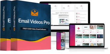 Email Videos Pro 2.0 Review +Email Videos Pro 2.0 Huge $24K Bonus +Discount +OTO Info – Play Videos Right Inside Emails to 5X Your Conversion