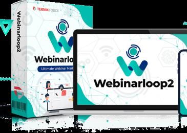 Webinarloop 2.0 Review +Huge $24K Webinarloop 2.0 Bonus +Discount +OTO Info -Powerful Platform for Live & Automated webinars
