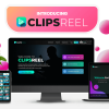ClipsReel Review +ClipsReel Huge $24K Bonus +Discount +OTO Info – Turn ANY text or URL into a stunning video