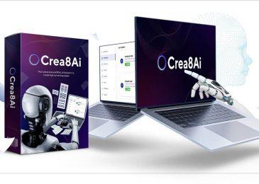"Crea8Ai Review +Crea8 AI Huge $24K Bonus +10% Discount +OTO Info – REAL A.I Writes Fresh and ""HUMAN"" Copies in minutes."