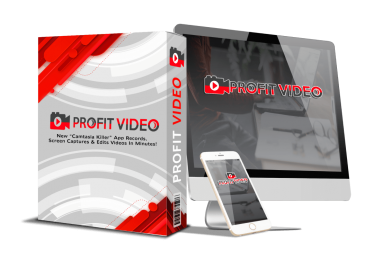 ProfitVideo Review +Huge $24K ProfitVideo Bonus +Discount +OTO Info -The EASIEST Video Maker & Editor With Commercial License