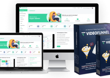 Video Funnel Review +Huge $24K VideoFunnel Bonus +Discount +OTO Info – Create Engaging AUTOMATED Video Funnels That Gets 10X More Sales